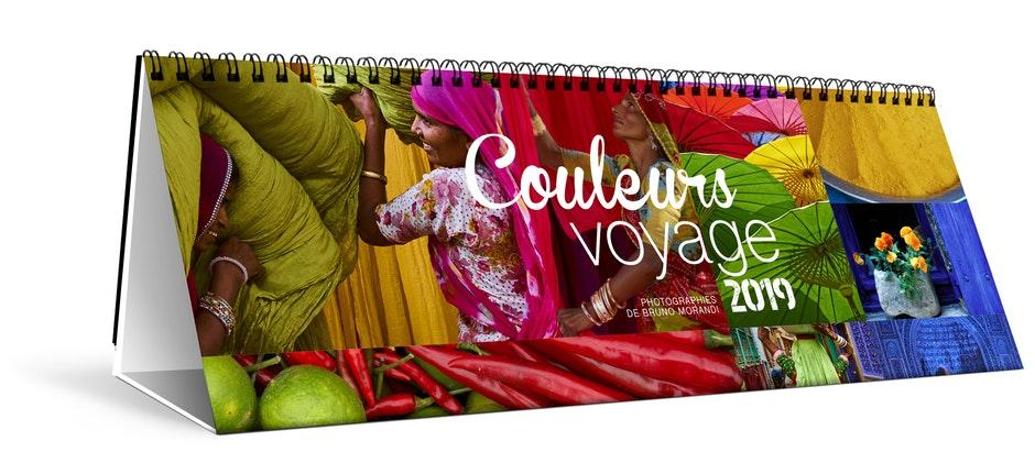 calendrier-chevalet-maxi-13-feuillets-couleurs-voyage-2019