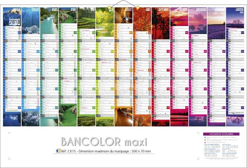 Calendrier-bancaire-publicitaire-bancolor-maxi-CK15