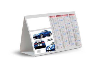 Calendrier-publicitaire-chevalet-de-comptoir-publicitaire-design-car-2020