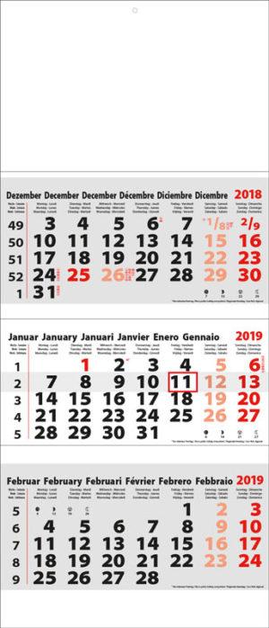 Calendrier-publicitaire-multi-blocs-3-mois-Maxi-Compact-3MG-gris