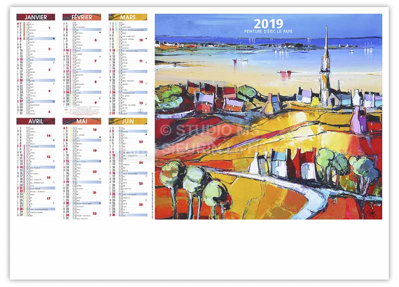 calendrier-publicitaire-bancaire-bretagne-recto-2019