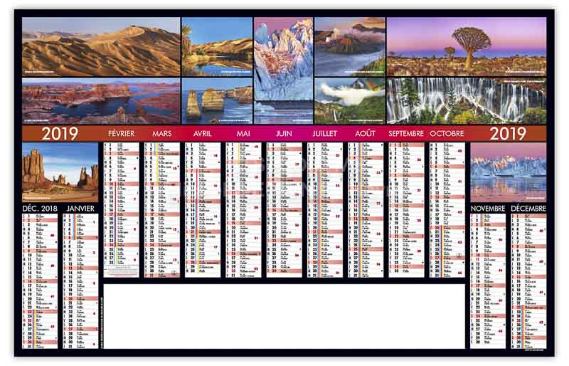calendrier-bancaire-continental-13-mois-2019