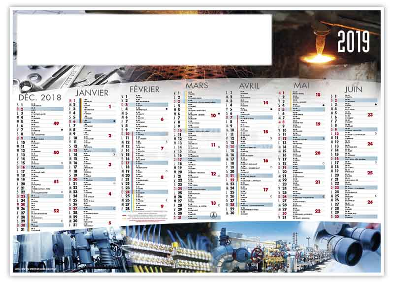 calendrier-bancaire-industrie-recto-2019