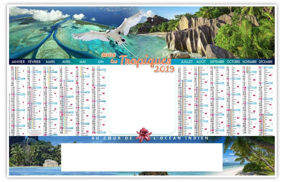 calendrier-bancaire-tropic-12-mois-2019