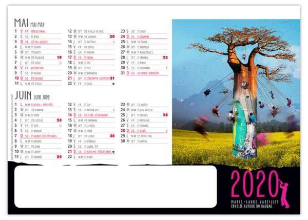 Calendrier-publicitaire-chevalet-de-table-std-7-mois-improbables-mai-2020