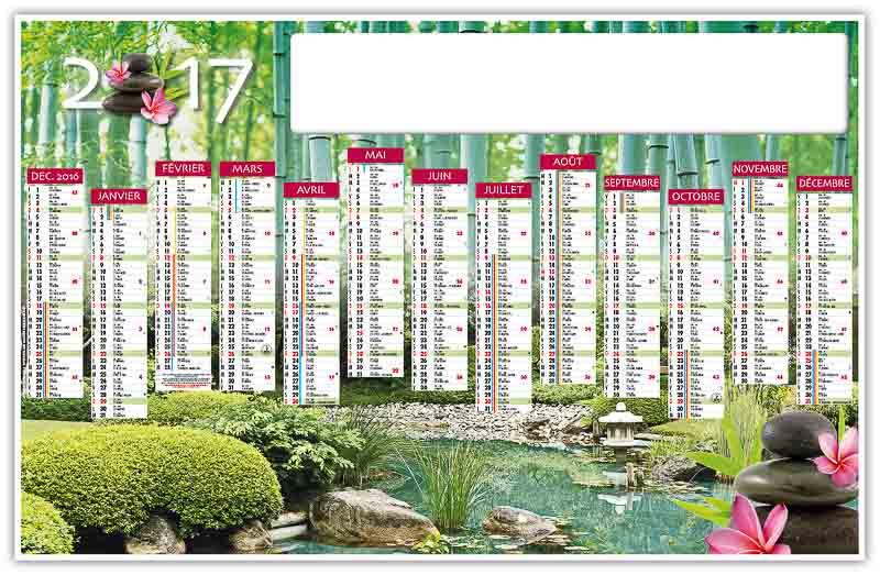 calendrier-bancaire-publicitaire-13-mois-zen