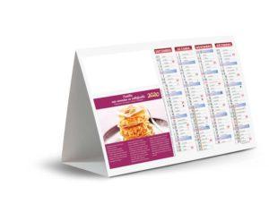 Calendrier-publicitaire-chevalet-de-comptoir-publicitaire-recettes-2020