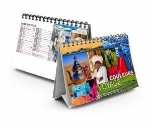 calendrier-chevalet-standard-de-bureau-13-couleurs-voyage-2022