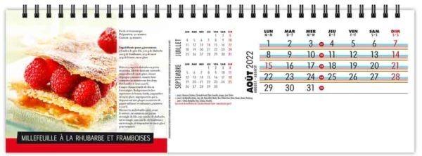 calendrier-publicitaire-chevalet-maxi-de-table-13-feuilles-recettes-gourmandes-aout-2022