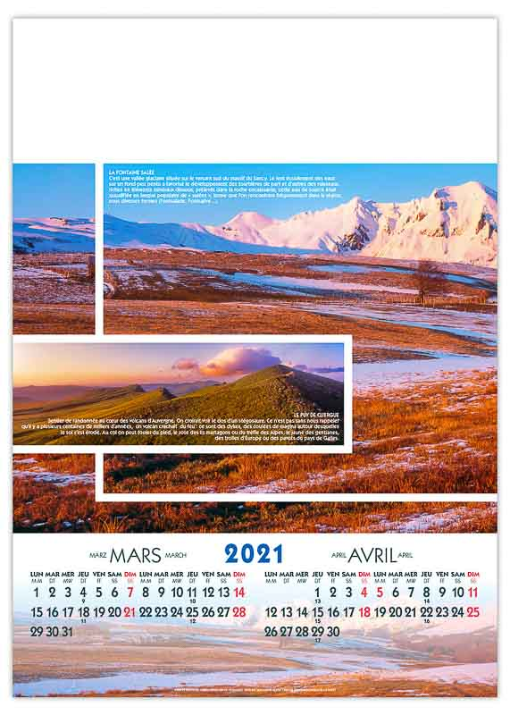 calendrier-publicitaire-mural-illustre-feuilles-paysages-de-france