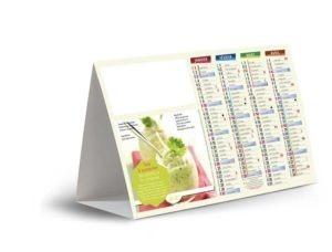 calendrier de comptoir recettes de cuisine