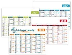 calendrier bancaire économique 7 mois