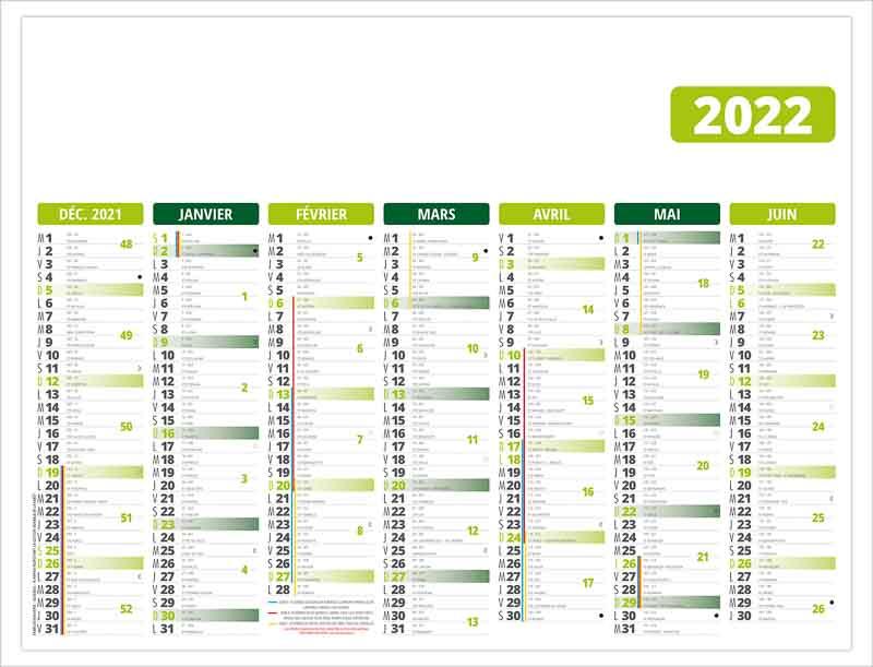 Calendrier Photo 2022 Pas Cher Calendrier publicitaire bancaire   Économique   MS Calendriers