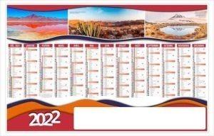 calendrier-publicitaire-bancaire-planning-personnalise-13 mois-richesses-2022