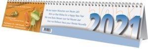 Calendrier-chevalet-de-bureau-3-mois-sous-écran-ordinauteur