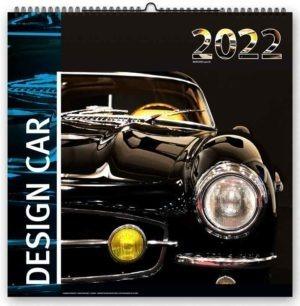 calendrier mural publicitaire voitures de sport 7 feuilles