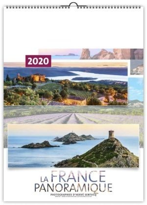 Calendrier-publicitaire-mural-illustre-france-panoramique