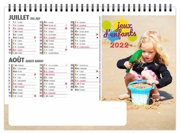 calendrier-chevalet-standard-de-bureau-7-feuilles-jeux-d-enfants-juillet-aout-2022