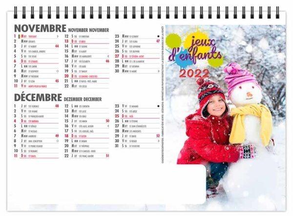 calendrier-chevalet-standard-de-bureau-7-feuilles-jeux-d-enfants-novembre-decembre-2022