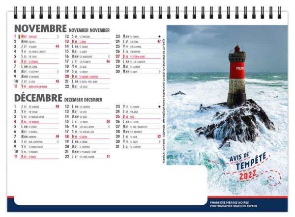 calendrier-publicitaire-chevalet-standard-de-bureau-7-feuilles-avis-de-tempete-novembre-decembre-2022
