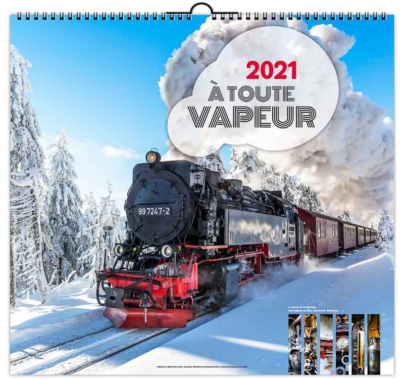 calendrier-publicitaire-illustre-7-feuilles-locomotives-a-vapeur-couverture-2021