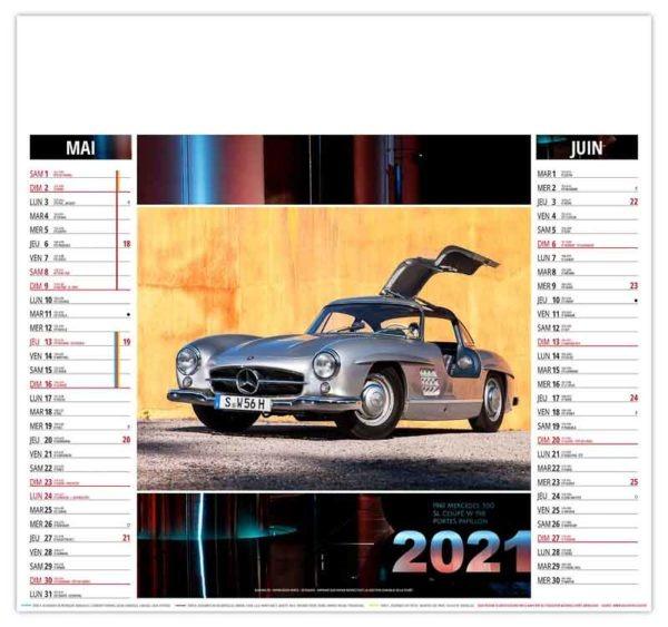 calendrier-publicitaire-pas-cher-illustre-voiture-vintage-6-feuilles-eco
