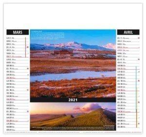 calendrier-entreprise-publicitaire-pas-cher-illustre-france-economique-paysage-France