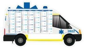 calendrier-entreprise-bancaire-personnalise-banque-ambulance-decoupe-2022