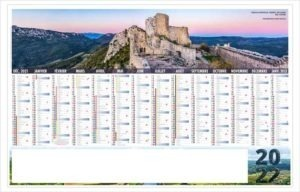 calendrier-entreprise-banque-planning-personnalise-planning-régionnal-occitannie-2022