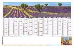 calendrier-publicitaire-entreprise-planning-personnalise-14 mois-région-provencal-2022