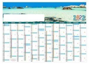 calendrier-entreprise-carton-planning-mural-effaçable-12-mois-caraibes-bretonnes-2022